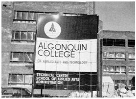 Algonquin College 40th Anniversary